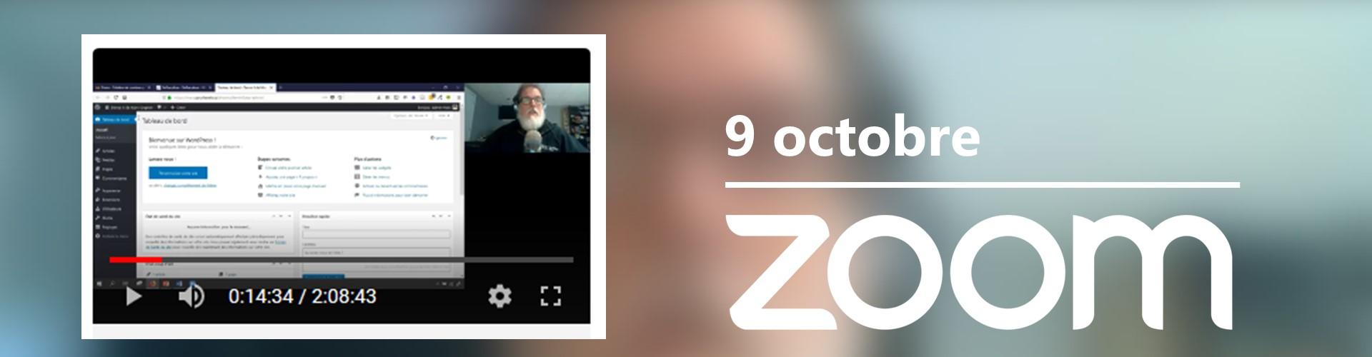 412-Z21 sur Zoom – Semaine 5