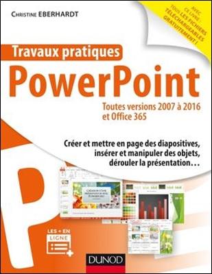 Travaux pratiques PowerPoint