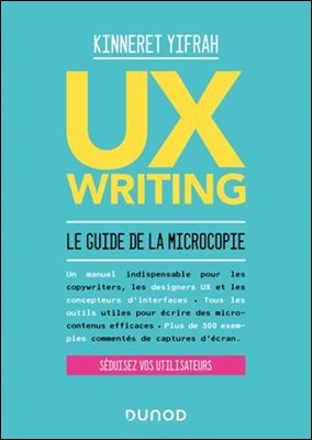 UX writing : Le guide de la microcopie